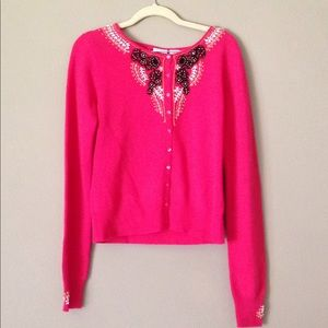 ❤️ Joy and happiness pink 100% cashmere sweater